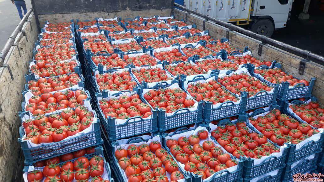 تصویر شماره سورتینگ و تامین بار جهت صادرات عمده میوه و تره بار
